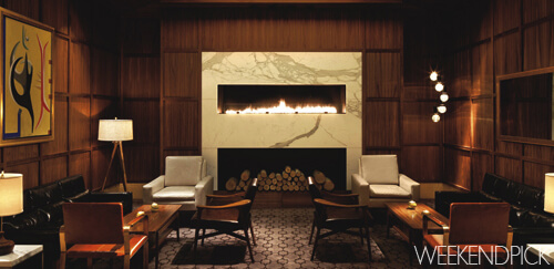 Avery Bar Ritz-Carlton Boston Common - WeekendPick