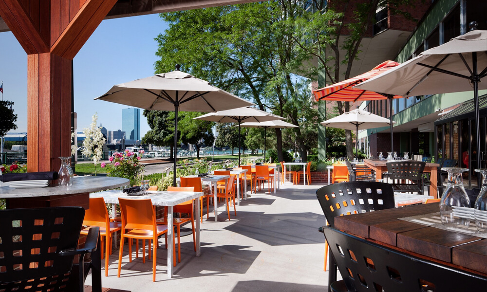 Bon BOSTON PATIOS U2013 TOP TEN PICKS