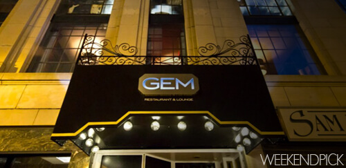 Gem Boston - WeekendPick