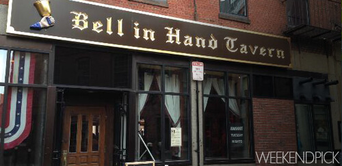 The 10 Best Historic Bars in Boston   WeekendPick
