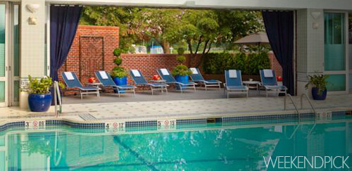 Royal Sonesta Hotel Pool Boston - WeekendPick