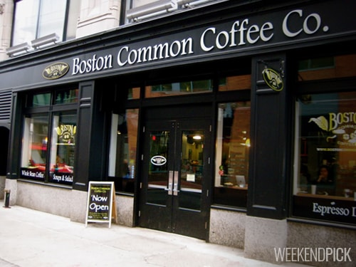 Boston Common Coffee - WeekendPick