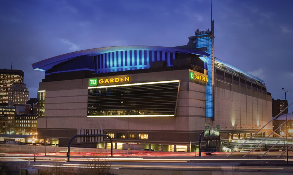 Td Garden Address Boston Ma Garden Ftempo