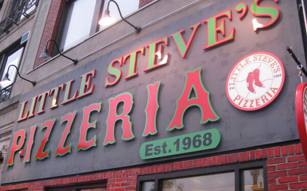 Little Steve's Pizzeria Boston - WeekendPick
