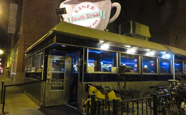South Street Diner Boston - WeekendPick