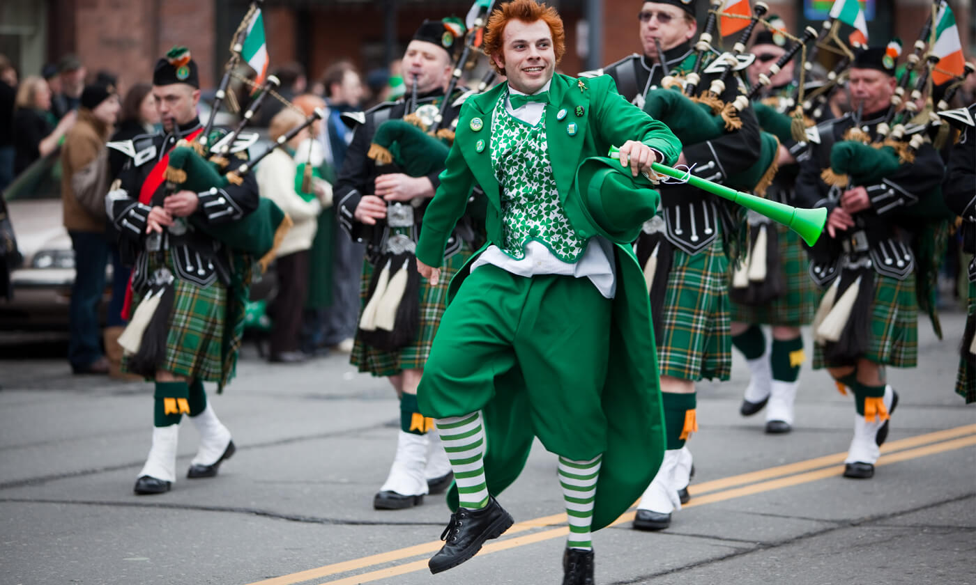St. Patrick's Day 2017 Parade Route | WeekendPick